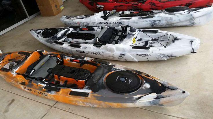Ocean kayak prowler big game 2 review