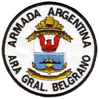 Armada Argentina - ARA Gral. Belgrano