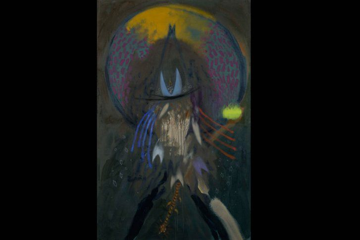 Carlos Jacanamijoy arte indígena  El Espectador