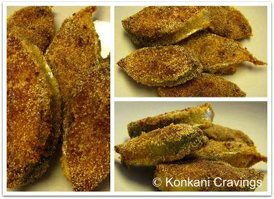 KONKANI CRAVINGS: Fish Rava Fry (Konkani Fish Fry)