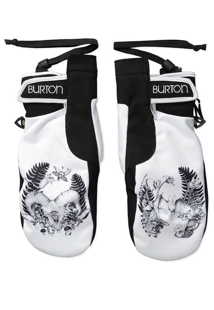 Burton Mitts Starsha Nicomi Women's Medium     eBay