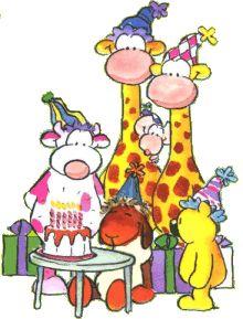 Leendert Jan Vis Birthday