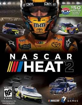 NASCAR Heat 2 [Fitgirl Repack] - Adventure Game