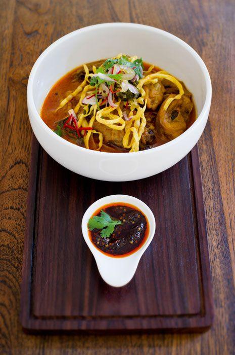 MAMA San's Asian menus include Chinese, Indonesian, Indian, Malay, Singaporean, Thai, Cambodian and Vietnamese. #Bali #Culinary #Travel