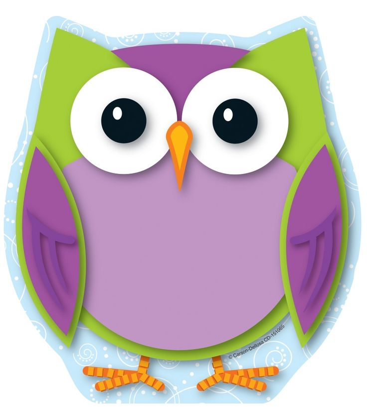The Colorful Owls design make this notepad the perfect choice to use every day! Great for parent notes, awards, job assignments, labels, games, and craft projects. Each pack includes 50 sheets that are acid free and lignin free. Look for coordinating products in the Colorful Owls design to create an exciting classroom theme!