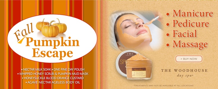 Holiday Packages From The Woodhouse Day Spa