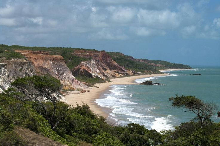 PRAIA DE TAMBABA (PARAÍBA) BRAZIL Nordeste brasileiro: conheça 25 praias de tirar o fôlego