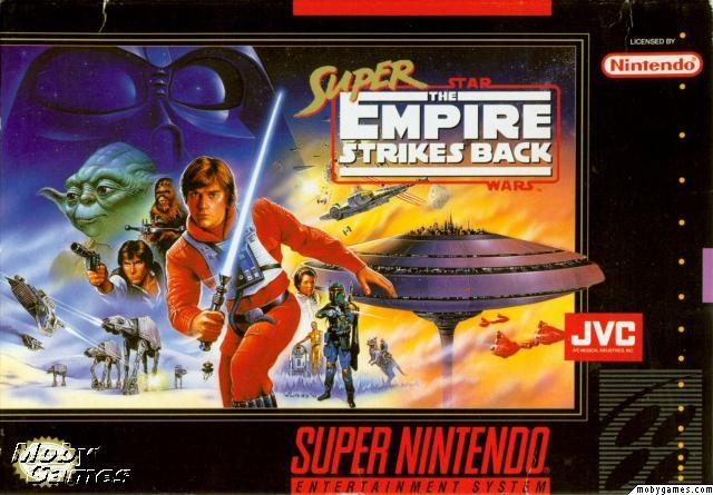 Super Empire Strikes Back.
