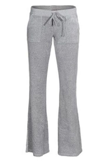 Private Label Manufacturer of Grey boot cut trackpants