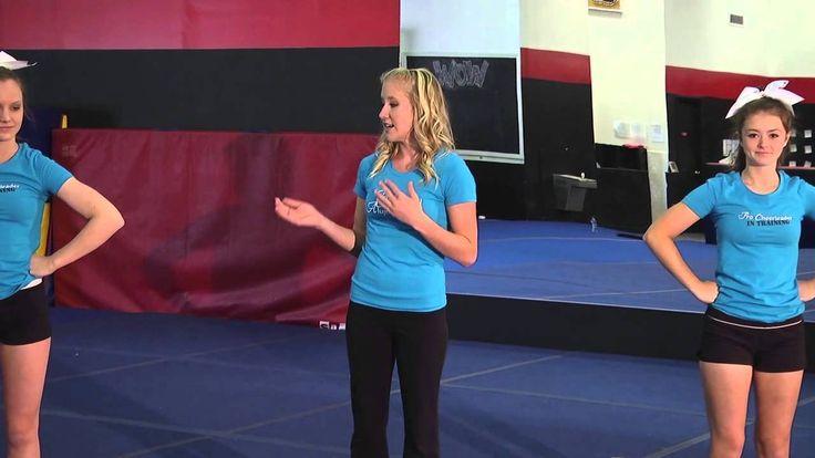 Coaching Youth Cheerleading: Beginner Tumbling - YouTube