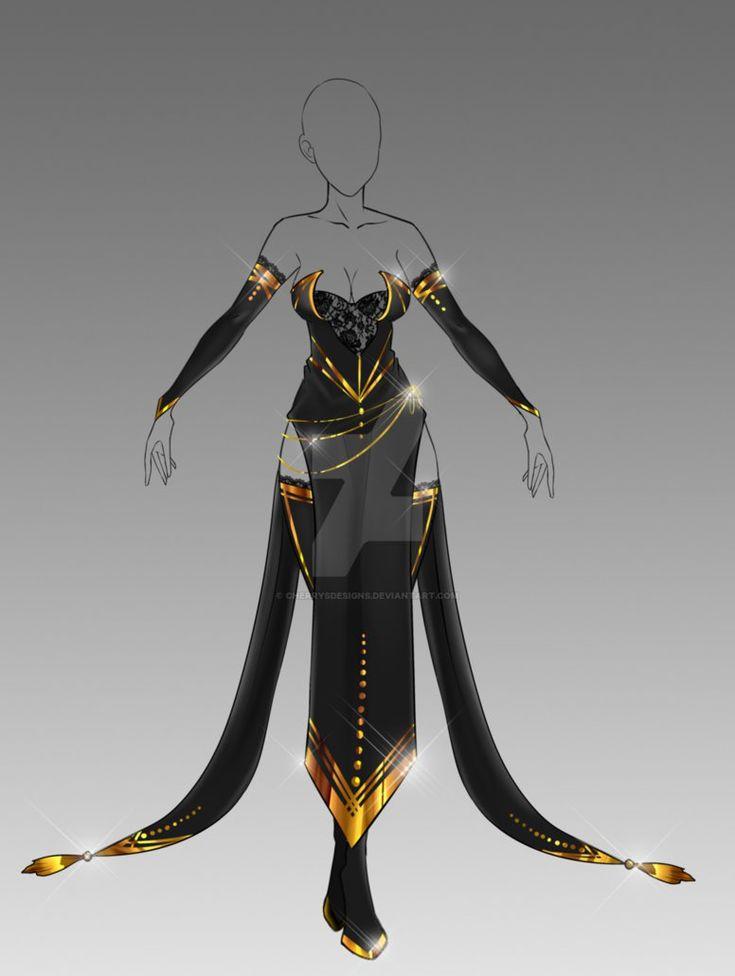 Formal dress for emira