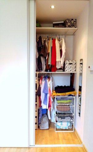 jak zrobić garderobę