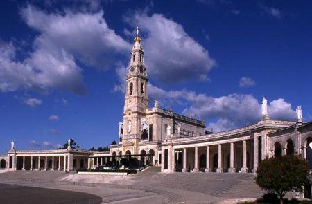 Santuario de Ntra. Sra. de Fatima. Portugal