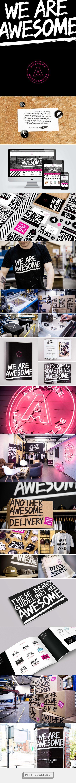 Awesome Merchandise Branding on Behance | Fivestar Branding – Design and Branding Agency & Inspiration Gallery