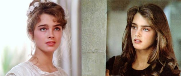 Brooke Shields In The 1981 Original Endless Love