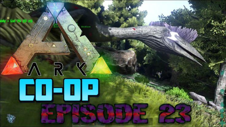 Taming a Quetzal - Ark Survival Xbox one Episode 23