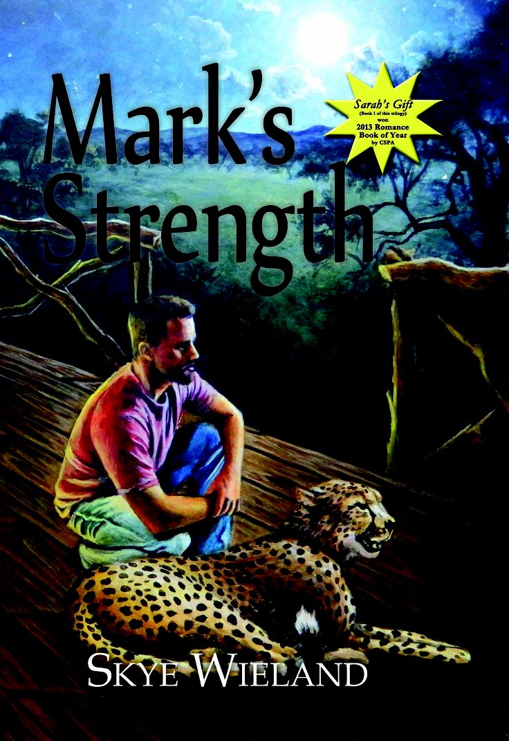 Cover of Mark's Strength