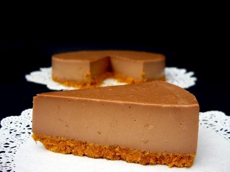 Tarta de chocolate sin azúcar. Para mi es muy importante que los postres puedan ser disfrutados por TODAS/OS