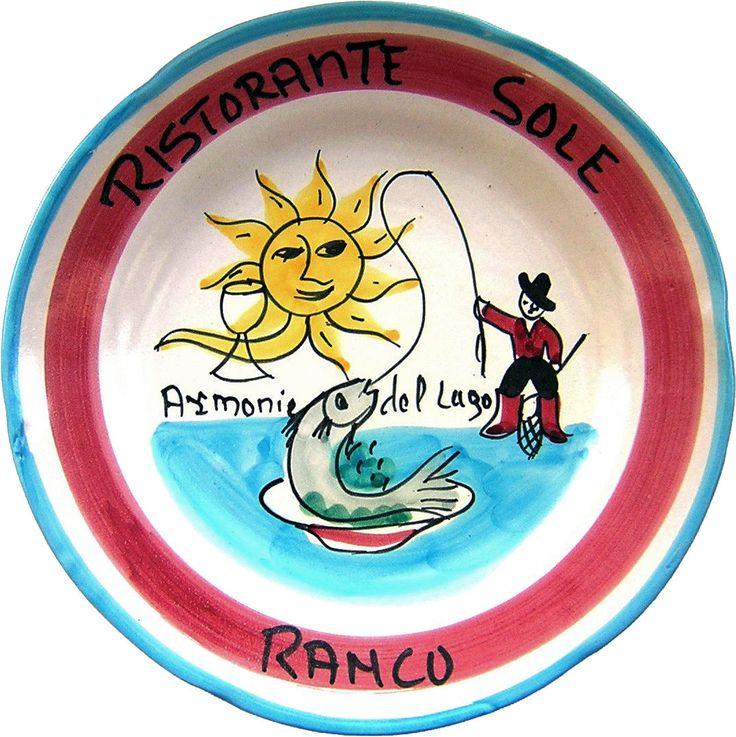Ranco - Ristorante Sole: Armonie del lago (apr. 76 - mag. 90)