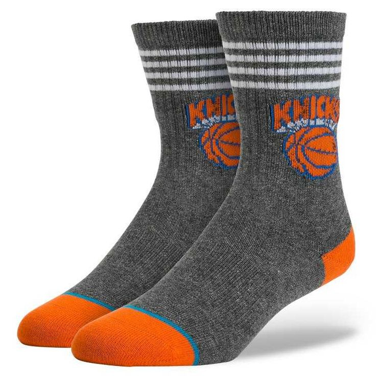 #FashionVault #stance #Boys #Accessories - Check this : Stance Knicks Boys GRY Boysocks for $ USD