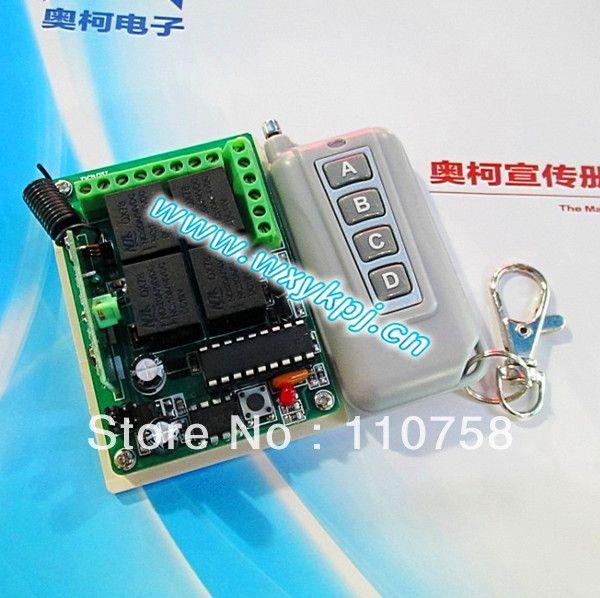 $17.58 (Buy here: https://alitems.com/g/1e8d114494ebda23ff8b16525dc3e8/?i=5&ulp=https%3A%2F%2Fwww.aliexpress.com%2Fitem%2FFree-shipping-DC12V-4CH-Learning-code-wireless-long-range-remote-control-light-switch-RF-learing-code%2F32232406665.html ) Free shipping DC12V 4CH Learning code wireless long range remote control light switch RF learing code remote switch for just $17.58