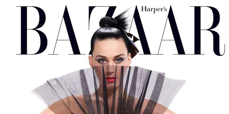 Katy Perry is BAZAAR's September 2015 Cover Star  - HarpersBAZAAR.com