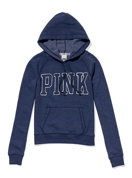 Perfect Pullover PINK Love the navy blue one.