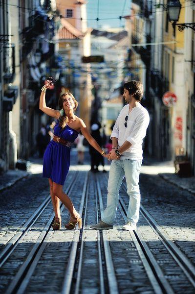 Pre-wedding shoot - Lisbon