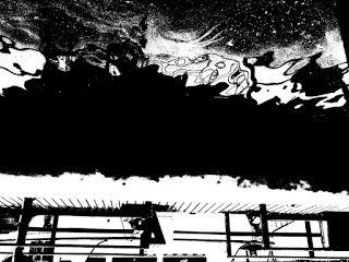 Black and white photography: Kun kaikki on heikun keikun, mustavalkoisessa peilimaailmassa
