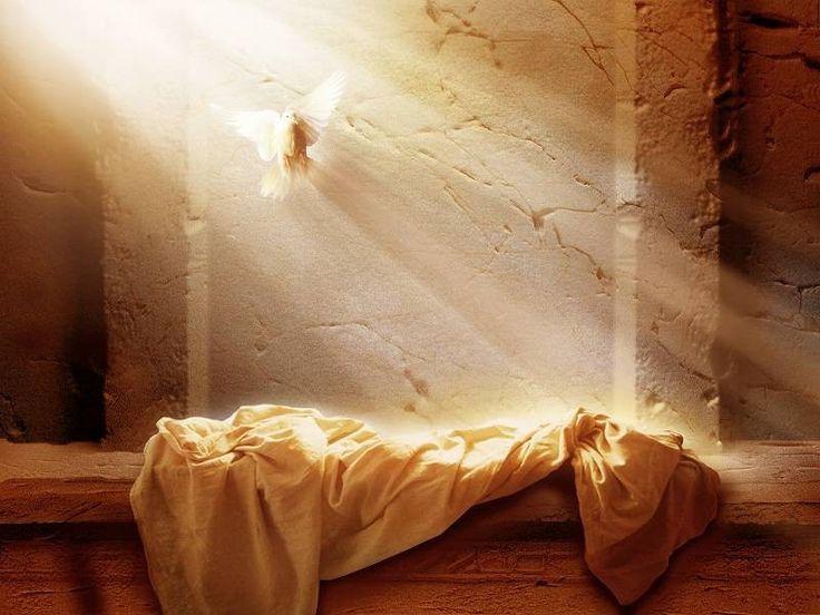 E, entrando no sepulcro, viram um jovem assentado à direita, vestido de uma roupa comprida, branca; e ficaram espantadas. Ele, porém, disse-lhes: Não vos assusteis; buscais a Jesus Nazareno, que foi crucificado; já ressuscitou, não está aqui; eis aqui o lugar onde o puseram. Marcos 16:5-6  #versiculo #luzinterior