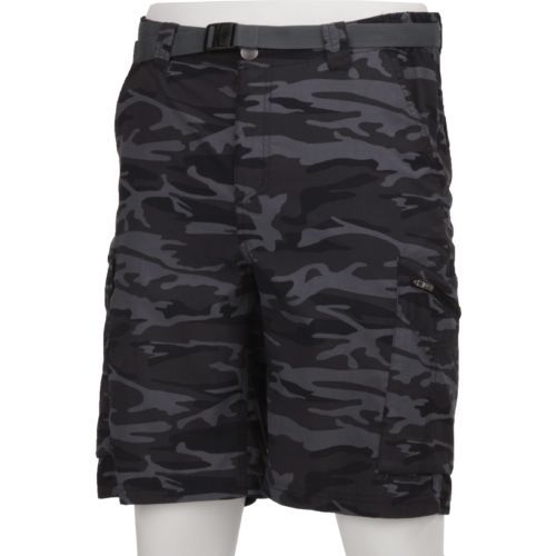 Columbia Sportswear Silver Ridge Printed Cargo Short (Black, Size 32) - Men's Outdoor Apparel, Men's Outdoor Shorts at Academy Sports
