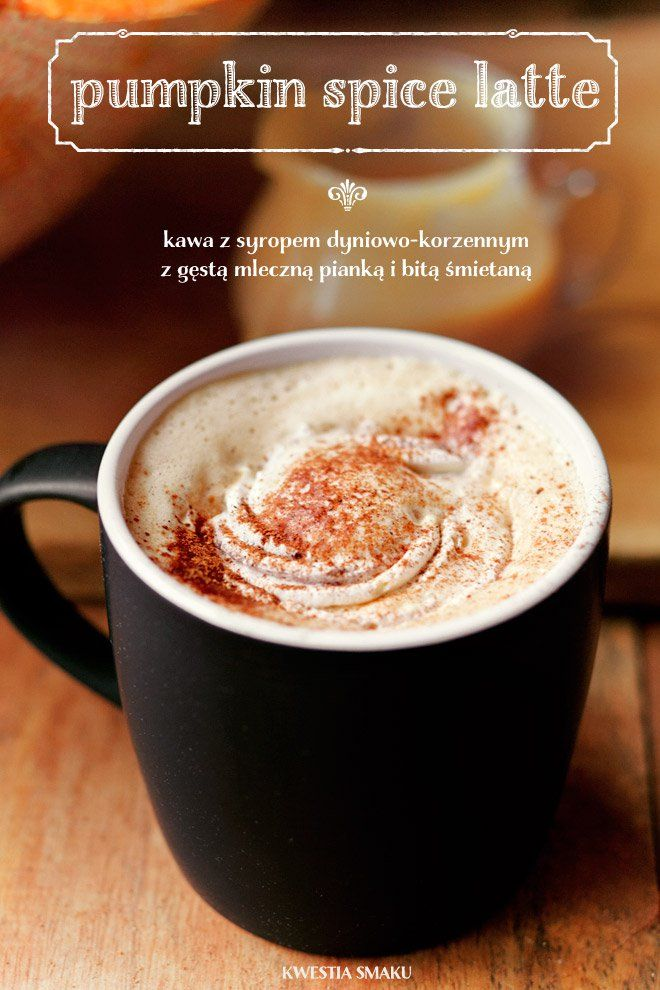 Kwestia Smaky - Pumpkin Spice Latte