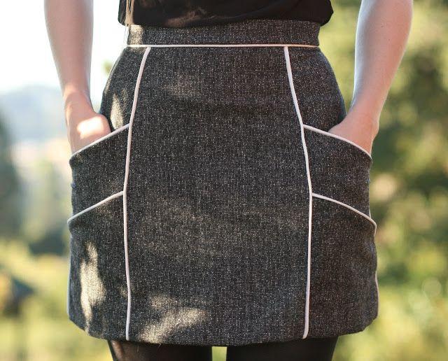 16 best Rokken images on Pinterest | Skirt patterns, Make it and ...