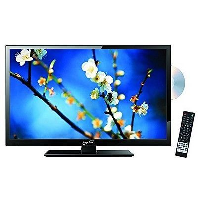 Televisions: Supersonic 22 12 Volt Widescreen Led Hdtv With Built-In Dvd Player -> BUY IT NOW ONLY: $159.45 on eBay!