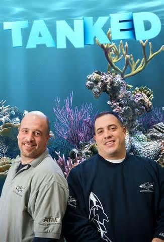The Ultimate FISH tanks ever built with celebrity clients, museums, art centers, beauty shops, amusement parks and hotels as other clients.