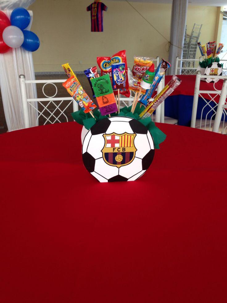 17 melhores imagens sobre festa futebol no pinterest futebol fiestas e id ias de festa - Lucio barcelona decoracion ...