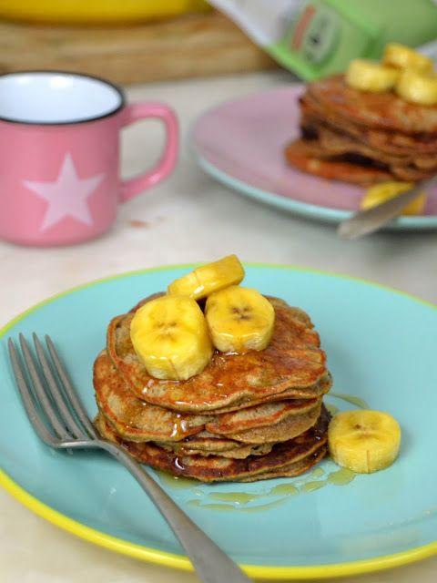 Tortitas de plátano y avena | Cuuking! Recetas de cocina