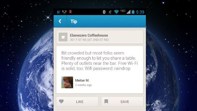 Consiga a senha do Wi-Fi de vários estabelecimentos checando os comentários do lugar no FourSquare