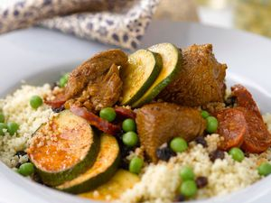 Couscous facile, facile