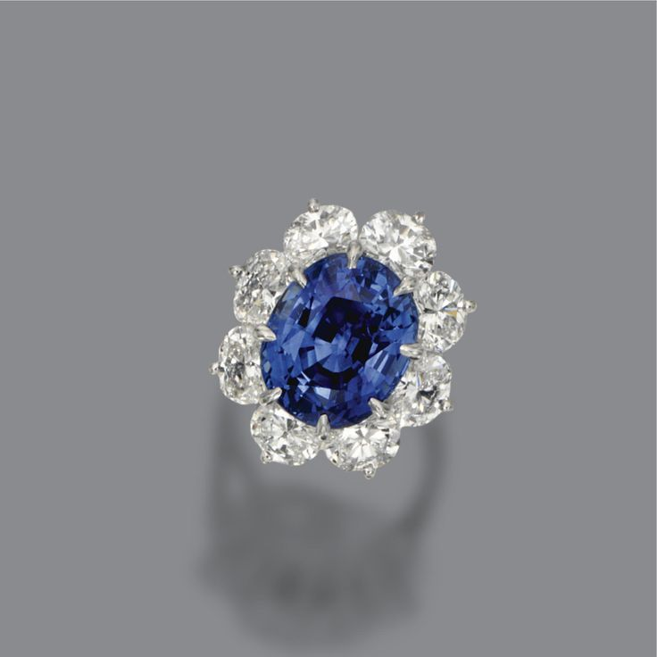 17 best images about blue sapphire rings on