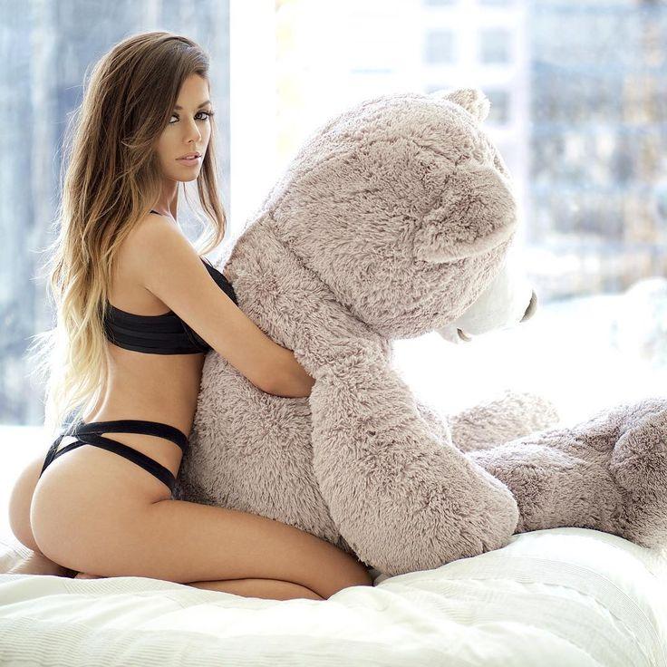 Hot Teddy Bear Sex