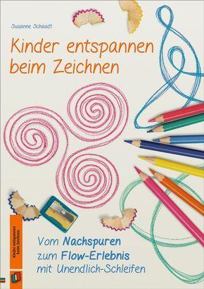 Kinder entspannen beim Zeichnen - Vom Nachspuren zum Flow-Erlebnis mit Unendlich-Schleifen ++ Unterrichtsmaterial mit Kopiervorlagen für Lehrer an Grundschule und Förderschule, fächerübergreifend oder für den Kunstunterricht, Kl. 1–4, sowie für Eltern zu Hause ++ Wunderbar unaufwändig und hocheffektiv: Die Kinder spuren unterschiedlich schwierige Formen immer wieder nach, ohne den Stift abzusetzen. So kommen sie zur Ruhe und trainieren u. a. Feinmotorik, Auge-Hand-Koordination und…
