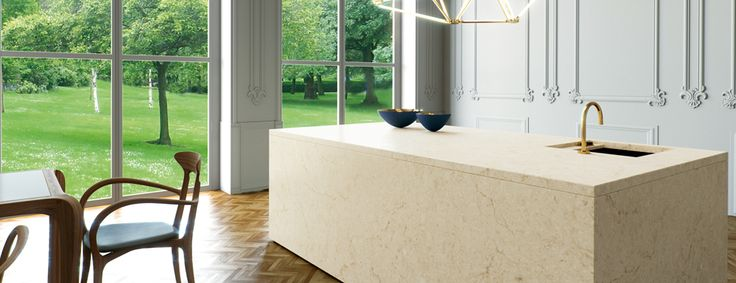 Taj Royale 5212,  TIP: Pon atención como este color resalta bastante cerca de un jardín! Modelo ideal para cocinas con vista al exterior  Aprende +: http://www.caesarstone.com.mx/es/The-Catalog/Pages/5212%20Taj%20Royal.aspx