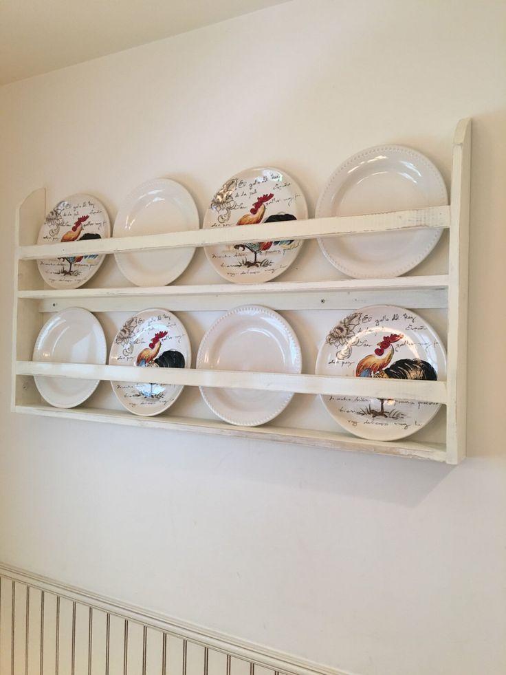 pin by susan on platter racks in 2019 plate rack wall plate racks rh pinterest com