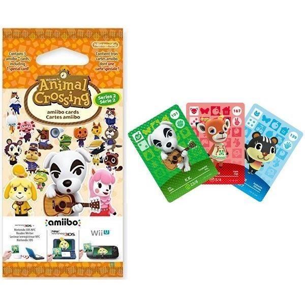 3.12 € ❤ Top #JeuxVideo - Cartes #AnimalCrossing Série 2 (paquet de 3 cartes - 1 spéciale + 2 normales) ➡ https://ad.zanox.com/ppc/?28290640C84663587&ulp=[[http://www.cdiscount.com/jeux-pc-video-console/figurines-accessoires/cartes-animal-crossing-serie-2-paquet-de-3-cartes/f-1031004-0045496353322.html?refer=zanoxpb&cid=affil&cm_mmc=zanoxpb-_-userid]]