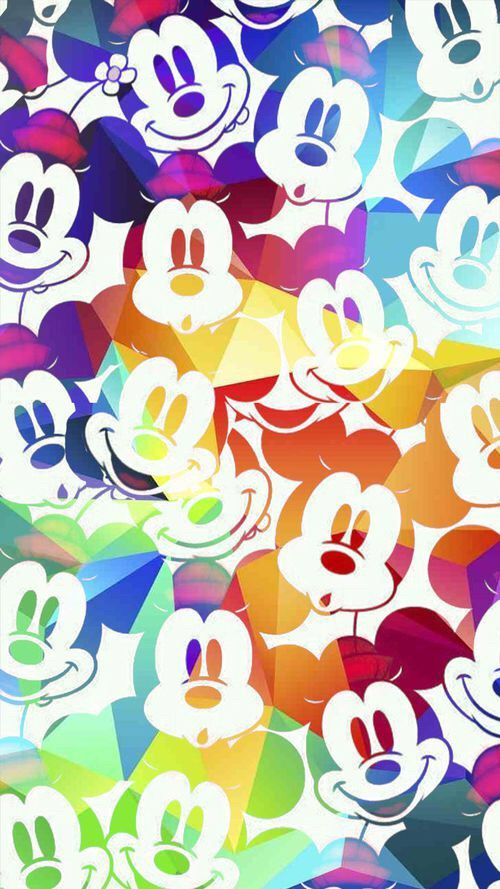 Image via We Heart It #background #disney #iphone #minniemouse #wallpapaer
