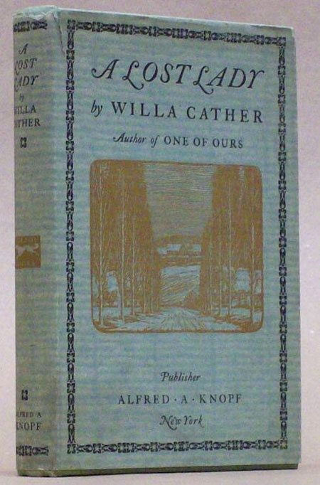 essays on my antonia by willa cather Book: my ántonia author: willa sibert cather, 1873–1947 artist: wladyslaw theodor (w t) benda, 1873–1948  my antonia executive, but to me she seems .