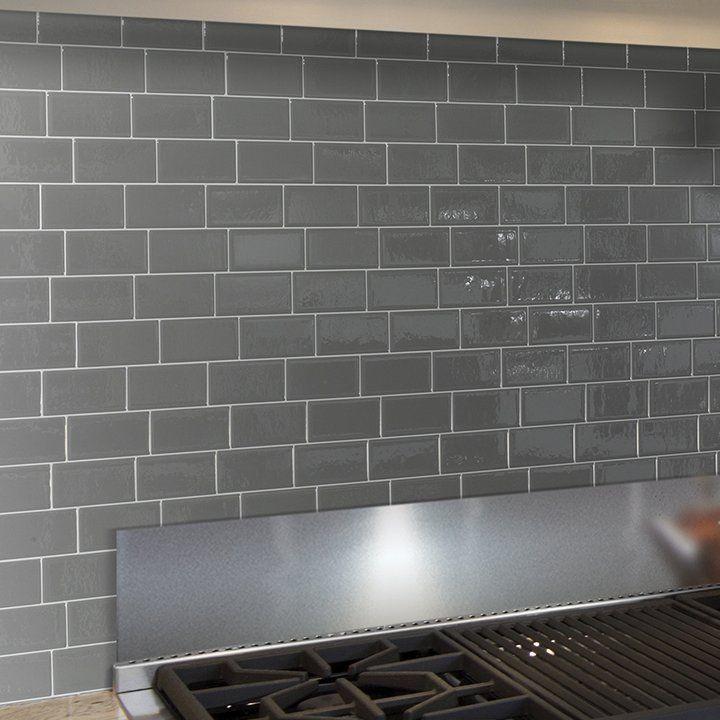 Smart Tiles Metro 8 38in X 11 56in Gel Peel Stick Mosaic Tile Wayfair Co Uk Smart Tiles Stick On Tiles Peel And Stick Tile