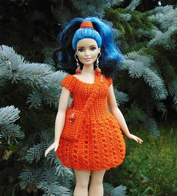 Curvy Barbie outfit curvy barbie dress curvy barbie clothes