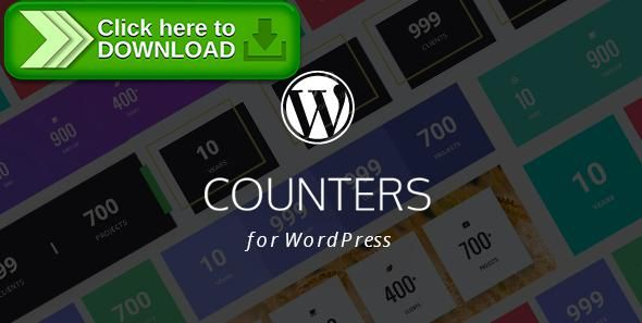 [ThemeForest]Free nulled download WordPress Statistics Counter Plugin with Layout Builder from http://zippyfile.download/f.php?id=58645 Tags: ecommerce, counte, counters, counters for wordpress, plugin, plugin for wordpress, statistic counters, statistic counters plugin, statistics, statistics for wordpress, stats counters, wordpress